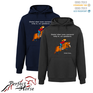 "Bluza damska Perfect Horse ""Cartoon Okser"""