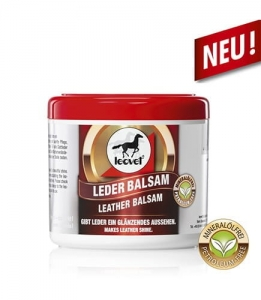 "Balsam do skór Leovet ""Leather Care Balsam"" 500 ml"