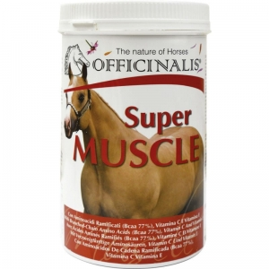 "Suplement na rozwój umięśnienia Officinalis ""Super Muscle"" 800 g"