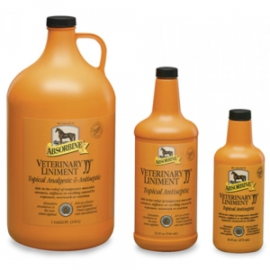 "Wcierka Absorbine ""Veterinary Liniment"" 950 ml 24h"