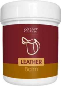 "Wosk OVER HORSE ""Leather Balm"" 450 ml 24h"