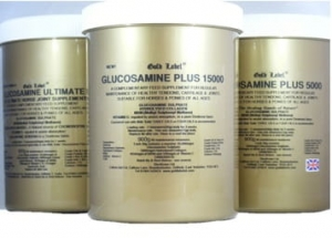 "Glukozamina Gold Label ""Glucosamine Plus 15000"" 900g 24h"