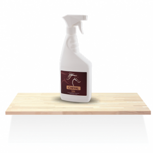 "Spray do grzywy, ogona i sierści OVER HORSE ""CHEVAL Silk"" 650 ml 24h"