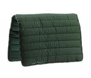 "Pad PREMIER EQUINE ""Buster Pad Reversible"" green"