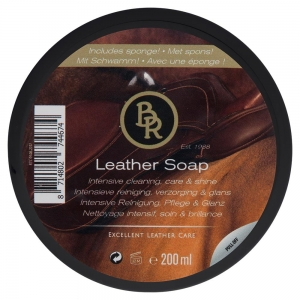 "Mydło do skór BR ""Leather Soap"" 200 ml 24h"