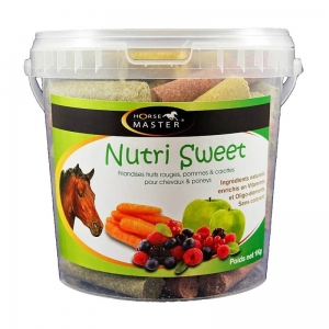 "Cukierki Horse Master ""Nutri Sweet Treats Triple Favour"" 1 kg 24h"