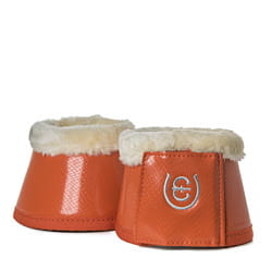 "Kalosze Equestrian Stockholm ""Fur Brick Orange"" AW2019"