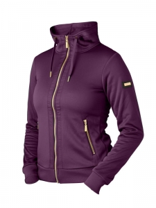 "Bluza damska Equestrian Stockholm ""Training Purple Gold"" 24h"