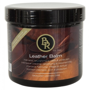 "Balsam do skór z woskiem pszczelim BR ""Leather Balm"" 450 ml 24h"