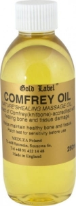 "Olejek do masażu Gold Label ""Comfrey Oil"" 250ml"